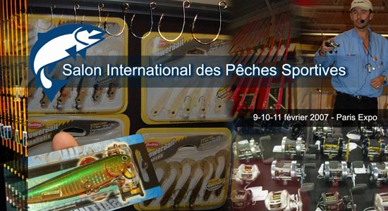 Salons International des Pêches Sportives